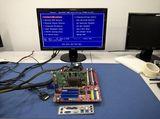Pack Placa base Biostar + CPU + RAM - foto