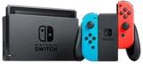 Nitendo switch azul neon/rojo neon - foto