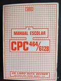 El manual escolar CPC 464/6128 (Data Bec - foto