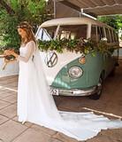 Alquiler furgonetas y clásicos bodas - foto