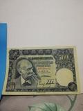 Billetes España 1925-1951 - foto