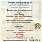 Restaurante despedidas El Puerto - foto