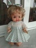 Muñeca chiquitina. Famosa. Antigua. - foto