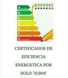 certificados energeticos 79,9 huelva - foto
