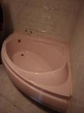bañera redonda - foto