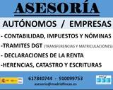Alta - Gestión autónomos y empresas - foto