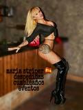 Maria Valencia striper - foto