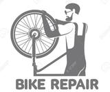 Reparación y mantenimiento de bicicletas - foto