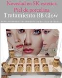 BB Glow tratamiento facial. - foto