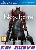 Juego ps4 bloodborne - foto