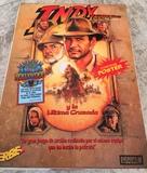 Indiana Jones y La Ultima Cruzada MSX - foto