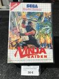 Sega Master System Ninja Gaiden - foto