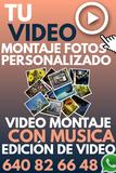 Video edicion para todo tipo de video - foto