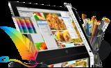 Benutzerdefinierte Website - foto