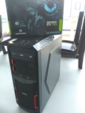 Vendo pc gaming 4nucleos 8gb gtx750 2gb - foto