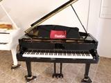Piano de cola yamaha c3 conservatory - foto