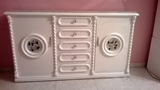 lacado blanco puertas y muebles - foto