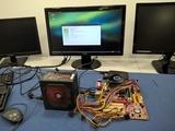 Pack Placa Base+ CPU + RAM + Fuente - foto