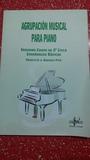Libro Agrupación musical para piano - foto