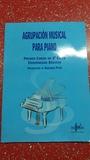 Libro de música para piano - foto