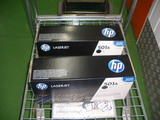 HP 501A - Original-Cartucho de tóner - - foto