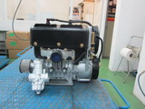 Motor Rotax 503 - foto