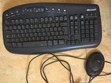 # teclado y raton - foto
