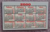 Calendario Año 2000, Taller Mecánico - foto
