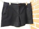 Pantalón corto negro - foto