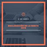 Declaracion renta 2019 econÓmico - foto