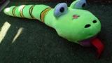 Peluche serpiente gigante - foto