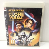 Juego sony ps3 star wars the clone wars - foto