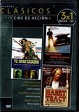 Grandes clasicos (3 x 1) cine de accion - foto