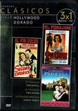 Grandes clasicos(3 x 1) hollywood dorado - foto