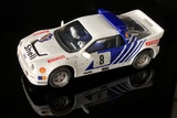 Scalextric - FORD RS 200 - Rally  Suecia - foto