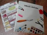 COLECCIÓN DE DIBUJO Y PINTURA,  NUEVO.  - foto