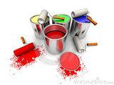 Pintores ecomicos - foto