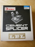 Empalmadora lpl cement splicer 702 - foto