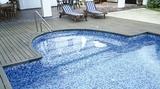 Chapadores de piscinas - foto