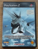 Ace combat 4 ps2 completo - foto