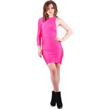 Purpura concept vestido annice fucsia - foto