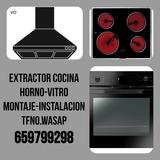 Extractor Cocina/baño-Horno-Vitro-Instal - foto