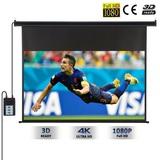 Pantalla proyector electrica 4k 3D HD - foto