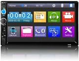 Radio coche pantalla 7 bluetooth usb - foto