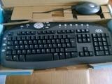 2 teclados inalambricos adl - foto