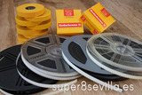 Super 8 a DVD o Digital Sevilla - foto