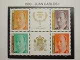 sellos de s.m. don juan carlos I.- - foto