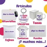Serigrafía camisas, tazas, mousepads,... - foto