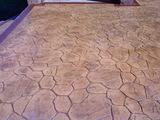 pavimentos impreso hormigon pulido - foto