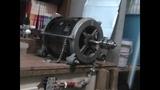 motor lavadora - foto